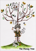 The Money Tree 【online picture book】